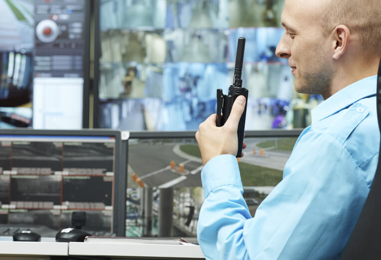 security systems, monitored alarm