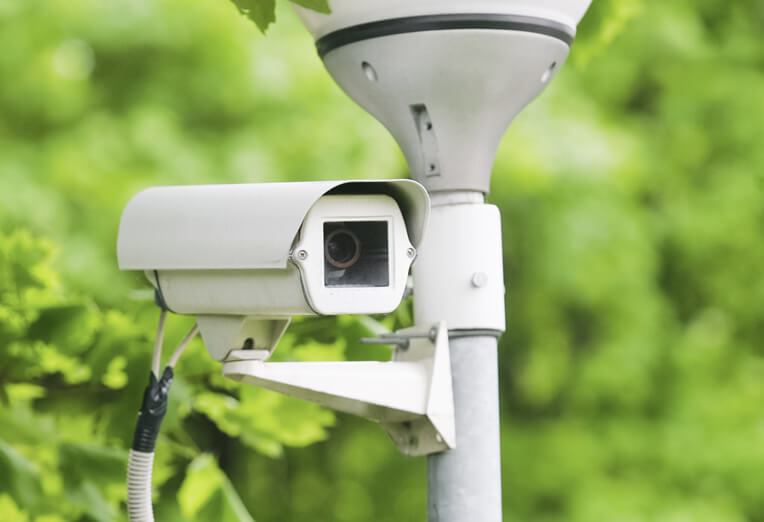 Business Security Systems with Monitored Alarm 24/7