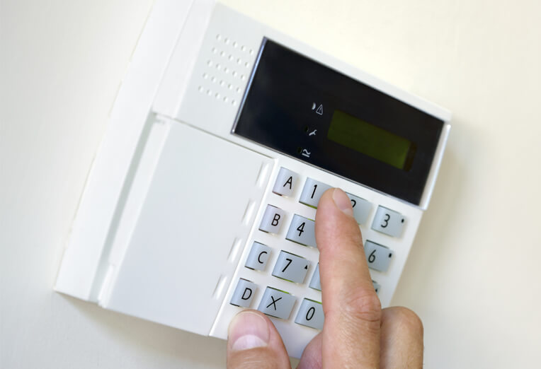 Home alarm systems, Home Security systems